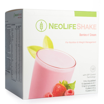 NeoLifeShake Berries n' Cream